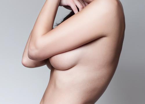 glamor nudes sensual brunette girl